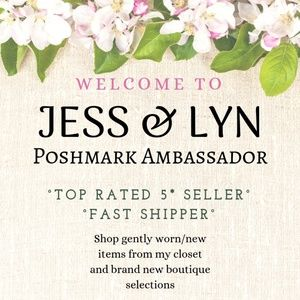 Other - Welcome to Jess & Lyn!